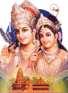 Jai Shri RAM & Sita Very Beautiful Wallpaper HD Images Ram Sita Images Pics – Pics Story