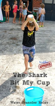 Toddler Approved!: Shark and Water Themed Fun