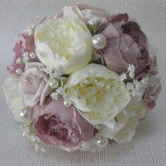 Silk Wedding Bouquets | Silk Wedding Flowers | Yorkshire Florist
