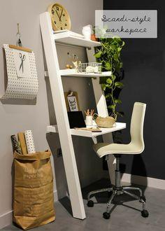 Unique Sloane Leaning Desk