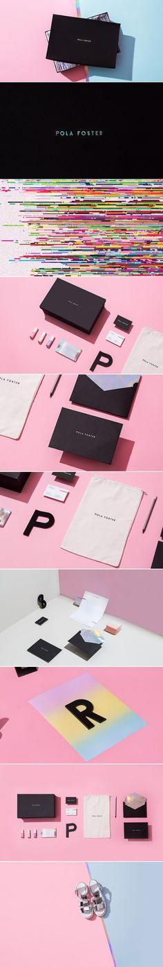 POLA FOSTER — The Dieline | Packaging & Branding Design & Innovation News
