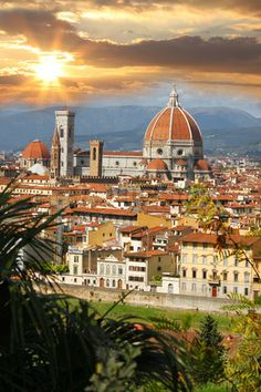 florence italy - Cathedral Santa Maria del Fiore in Florence, Italy