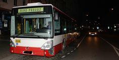 Policie shání všechny pasažéry, kteří jeli v autobusu s opilým řidičem