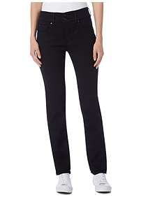 View product Salsa Secret Push-In straight jeans in Black