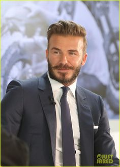 david beckham attends photo call for his documentary into the unknown 08