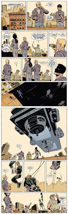 Hawkeye #4 (Marvel Comics)
