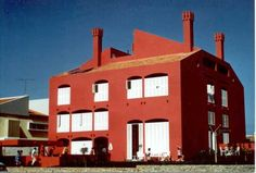 Casa Vermelha, Panch