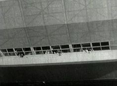 Passenger decks of Hindenburg