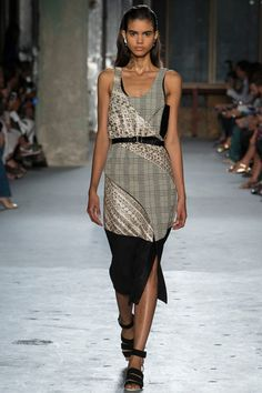 34be53ca6f64 Proenza Schouler Spring 2015 RTW- Runway – Vogue Ny Fashion Week