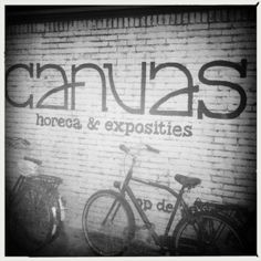 Great crowd, hip service, good food, spectacular view. Canvas, Wibautstraat 127