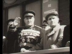 Первомайская демонстрация, 1953 - YouTube