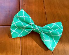 The Mint Condition Hair Bow