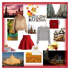 """""""Autumn in Moscow"""" by asya-ramazanova ❤ liked on Polyvore featuring Bastien, Chicwish, Giuseppe Zanotti, Henri Bendel, Givenchy, Oasis, autumn and inMoscow"""