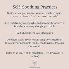Soul Healing, Self Care Activities, Motivational Words, Inner Child, True Words, Self Esteem, Beautiful Words, Self Improvement, Quotes To Live By