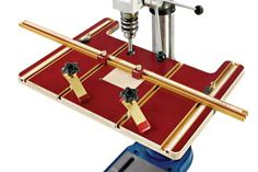 Tool Test - Quick Stop LP Drill Press Table - Popular Woodworking Magazine