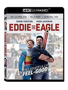 Introducing,   Eddie the Eagle 4...   http://www.zxeus.com/products/eddie-the-eagle-4k-ultra-hd-blu-ray?utm_campaign=social_autopilot&utm_source=pin&utm_medium=pin