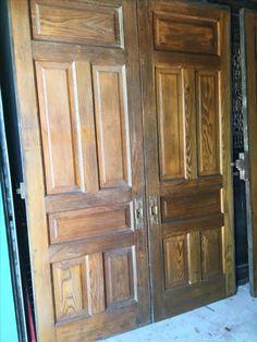 Awesome Double Basement Doors