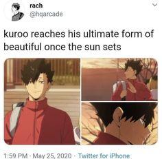 Kuroo Haikyuu, Kuroo Tetsurou, Haikyuu Funny, Haikyuu Fanart, Kenma, Oikawa, Kagehina, Dc Anime, Anime Guys