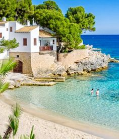 Mallorca, Spain Become A Travel Agent, Places To Travel, Places To Visit, Paradise Places, Italy Vacation, Holiday Destinations, Where To Go, Travel Inspiration, Beautiful Places