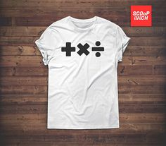 Ed Sheeran Plus X Divide Short-Sleeve Unisex T-Shirt x Fan