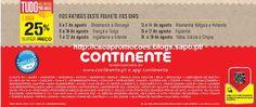 Promoções Continente - Antevisão descontos 6 a 19 agosto - http://parapoupar.com/promocoes-continente-antevisao-descontos-6-a-19-agosto/