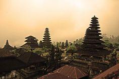 Indonézia, Bali, Temple of Besakih