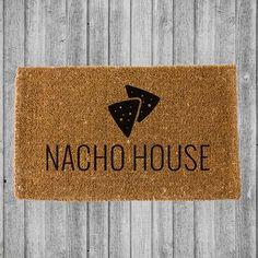 NACHO HOUSE DOORMAT