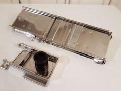 Bron Original Stainless Steel Mandolin Slicer #HICHaroldImportCo