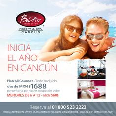 Hotel in Cancun to fall in love, to relax and to rejuvenate! Bel Air Collection Resort & Spa Cancun invites you to meditation and serenity. Bel Air, Cancun Hotels, Most Beautiful Beaches, Resort Spa, Falling In Love, Vacation, Opportunity, Vacations, Holidays Music