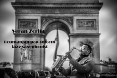 Veran Zorila, a young saxophonist from Bucharest, Romania, plays the saxophone with passion which makes him distinguish himself as a true professional. Bucharest Romania, Smooth Jazz, Saxophone, Viera, Plays, Passion, Fictional Characters, Games, Saxophones