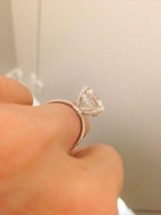 My Steven Kirsch 'Preciosa' ring :)
