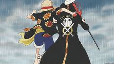 Plus forts que tout #Monkey_D_Luffy #TrafalgarLaw #OnePiece