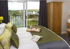 Retallack Resort Spa, Winnards, Padstow, Cornwall, UK, England. Self Catering. Holiday Cottage. Countryside. Travel. Holiday. Balcony. Splendid Views. Pets Welcome. Disabled Facilities. Fishing Onsite.