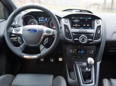 Awesome Ford: 2013 Ford Focus ST vs 2012 Volkswagen GTI - Autoblog Canada  Cool stuff