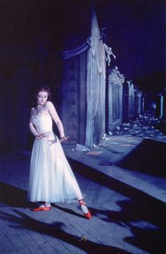 The Red Shoes, 1948 - Michael Powell, Emeric Pressburger. Moira Shearer as Victoria Page
