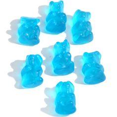 Blue Gummy Bears - 1lb Bag $7.99