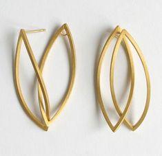 Goldlieben - My Style - Schmuck Ear Jewelry, Jewelry Art, Silver Jewelry, Jewelry Accessories, Fine Jewelry, Jewelry Design, Fashion Jewelry, Silver Ring, Minimal Jewelry