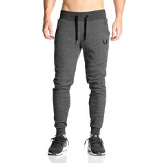 Signature Cuffed Joggers 3.0 - Carbon Grey