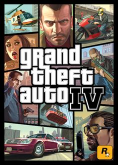 Grand Theft Auto IV is a 2008 action-adventure game developed by Rockstar North and published by Rockstar Games. It is the eleventh title in the Grand Theft . Grand Theft Auto Games, Grand Theft Auto Series, Gta 5, Gta 4 Game, South Park, Free Pc Games, Games Download Free, Bioshock Cosplay, Gta San Andreas