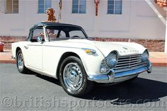 1966 Triumph TR4 A IRS