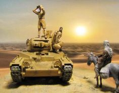 Dioramas and Vignettes: Wohin als nächstes?