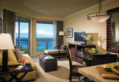 Westin Kaanapali Ocean Resort Villas North  Our home on Maui.  My favorite place to be.   :)
