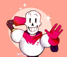 Wanted to draw Papyrus again since I don't draw him that often Hope you like it! art is made by me please do not use it without my permission! Undertale Comic Funny, Undertale Cute, Undertale Fanart, Dbz, Brain Bleach, Undertale Amino, Fox Games, Sans And Papyrus, Toby Fox