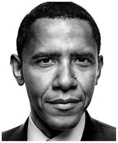 Barack Obama by Platon Antoniou