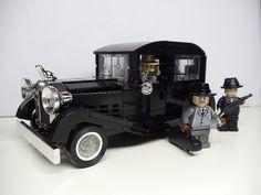 lego Model A