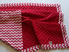 Boutique Quality Large Toddler Minky by InfantlyCuteBoutique, $36.00