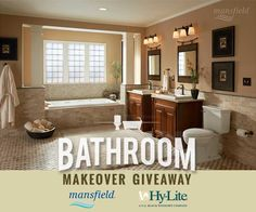 the 2015 bathroom makeover giveaway on the house want to win bathroom makeover giveaway mansfield