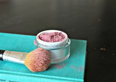 Homemade Natural Blush   ~:: A Blossoming Life