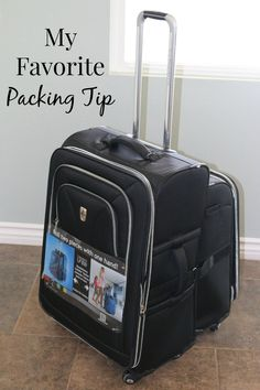My Favorite Packing Tips. You will want to read this before you take your family vacation this summer.