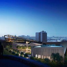 Daniel+Libeskind+unveils+design+for+museum+of+Kurdish+culture+in+Iraq